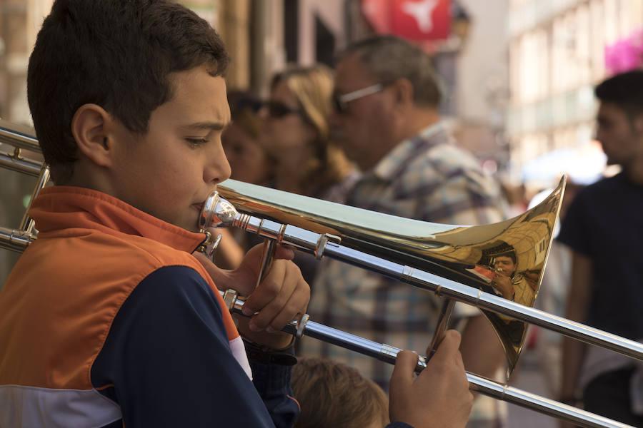 Apertura del curso musical en Valencia de Don Juan