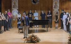 Arranca el XII Curso Musical de Valencia de Don Juan con un concierto de profesores