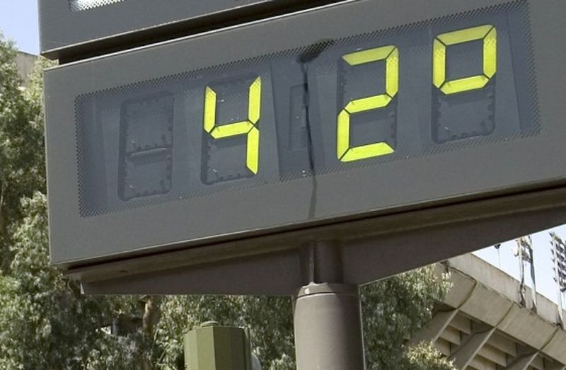 La primera ola de calor hará que los termómetros de León se disparen hasta los 40º
