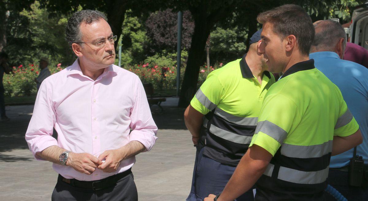 León contará con dos furgones para las labores más duras de limpieza