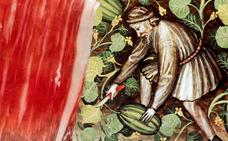 Melón con jamón, un dúo de ilustre historia
