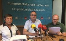 El PSOE ve «imprudente» dejar a Merayo gestionar un presupuesto «porque es un peligro público»