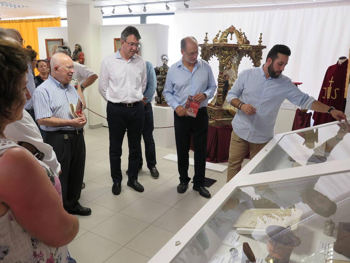 Exposición 'Arte Sacro en la villa de Villadangos del Páramo'