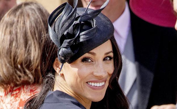 Cumpleaños y primer aniversario como duquesa de Sussex