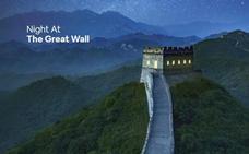 Polémica en China por la oferta de Airbnb para alojarse en una atalaya de la Gran Muralla
