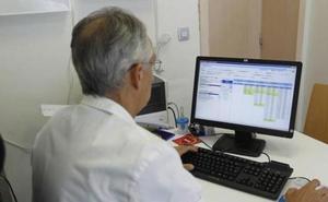 El seguimiento de la huelga de médicos interinos en la provincia se mantiene por encima del 12%