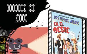 Sabero proyectará la película cómica 'Los hermanos Marx en el oeste' del ciclo 'Noches de cine'