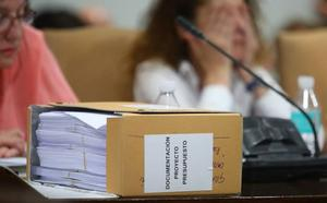 El presupuesto no sale adelante en un pleno con ofrecimiento de última hora a la oposición para dejarlo sobre la mesa