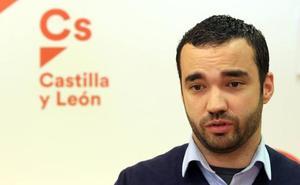 Yáñez afirma que Ciudadanos no está «en la pantalla» de la moción de censura a Silván