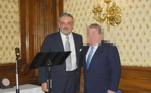 'El Patatero' buscó el apoyo de Silván y López Benito para llevar la UCAM a León