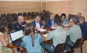 La Bañeza reforzará las medidas de seguridad en sus fiestas patronales con el SIR de la Guardia Civil