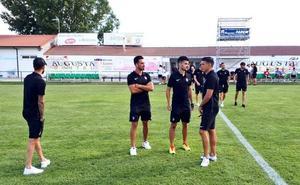 La Ponferradina no lo pasa bien ante el Atlético Astorga