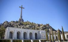 Las visitas al Valle de los Caídos suben un 50% desde el anuncio de la exhumación de Franco
