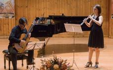 La Casa de Cultura de Valencia de Don Juan acoge el segundo concierto de profesores del XII Curso Musical