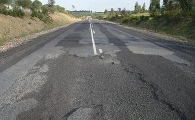 La Diputación invierte 2,4 millones de euros en cuatro actuaciones de la red provincial de carreteras