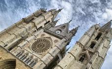 La Catedral de León pierde el 10,45 por ciento de visitantes en el pasado mes de julio con respecto al año 2017