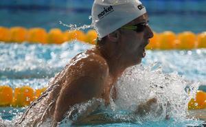 Joan Lluis Pons se cuelga el bronce en los 400 estilos