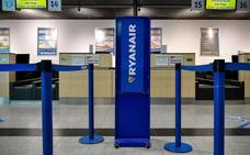 Ryanair cancela este viernes 82 vuelos en España por la huelga europea de pilotos