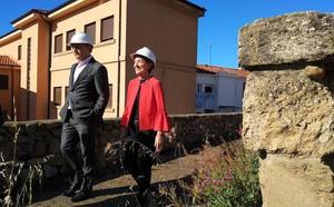 La Era del Moro unirá el Espolón con Ramón y Cajal con una zona verde peatonal a finales de 2019