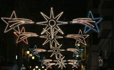 El Ayuntamiento licita las luces de Navidad y las actividades deportivas hasta 2022 por un millón de euros