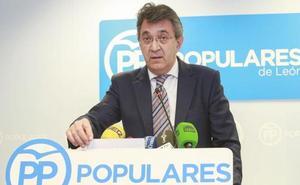 El PP de León defiende el proyecto ya existente como vía más rápida para el arreglo de la N-630