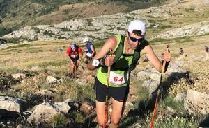 Erlantz Diaz y Gabriela Sánchez se llevan la última edición del Trail de Villalfeide