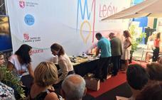 El queso de León, protagonista en la segunda jornada de la Feria de Muestras de Asturias
