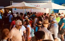 Segunda jornada de la Feria de Muestras de Asturias