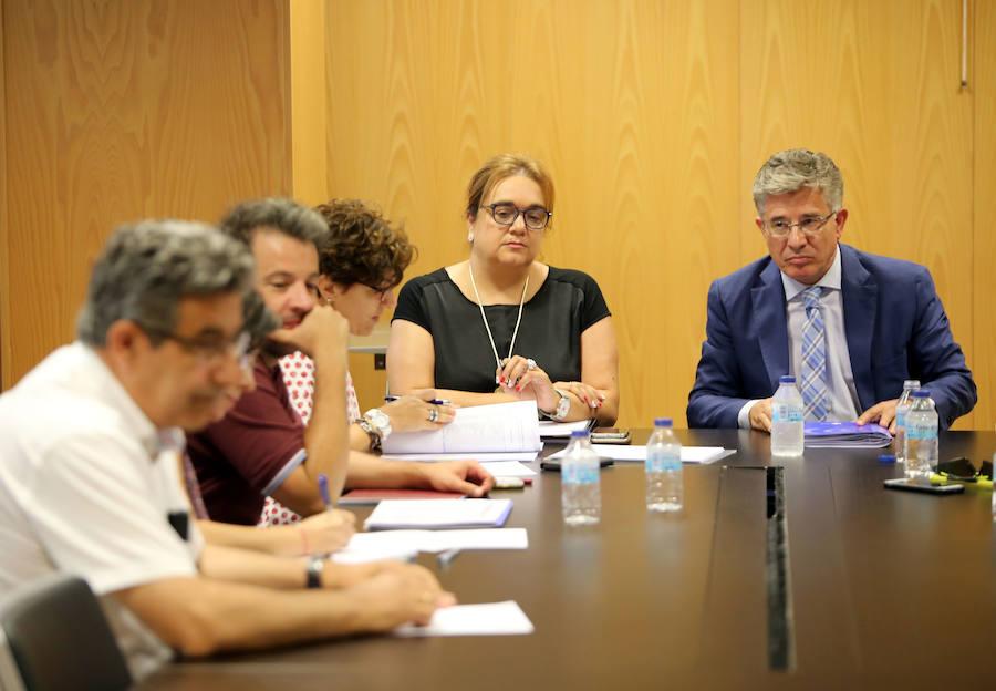 Simecal mantiene la huelga de médicos de familia tras una reunión con la Junta que concluye sin acuerdo