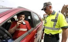Tráfico intensificará los controles de alcohol y drogas por las fiestas del 15 de agosto