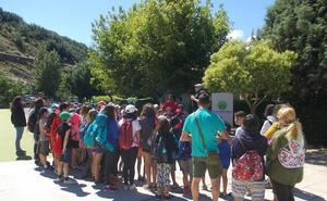 Las actividades estivales 'no cesan' en La Reserva de la Biosfera de los Argüellos
