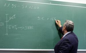 El 77% de los docentes de Castilla y León se forma a través de actividades programadas por la Consejería de Educación