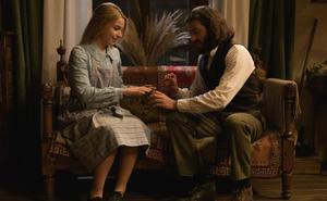 Isaac pide matrimonio a Antolina