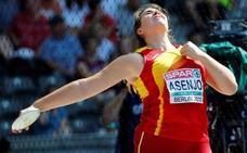 Sabina Asenjo, «motivada y orgullosa» tras sus cuartos Europeos