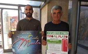 El 'Tiro al plato' de Astorga se consolida en las fiestas de Santa Marta