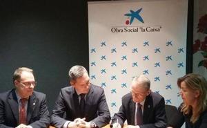 La Obra Social La Caixa destina 24.000 euros a viviendas de inclusión social en León