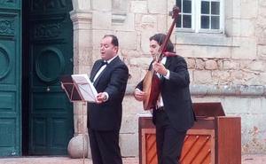 Los músicos de los castillos de la Borgogna, en el Museo Egipcio