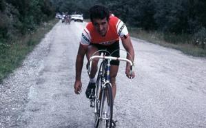 Fallece el exciclista leonés Emilio Rubial a los 74 años