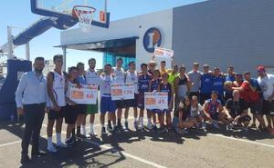 Gran éxito de 3x3 E.Leclerc Agustinos como previa al esperado 'campus Pienso' de Cangas
