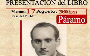 Páramo del Sil acoge la presentación de 'El médico que no quería morir', de Alejandro Álvarez