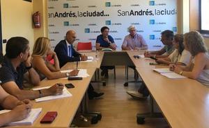 San Andrés celebrará el 5 de septiembre en horario de tarde el pleno extraordinario por el 'caso Enredadera'