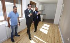 La 'casa del maestro' de Matachana coloca en 1.876 las viviendas del parque público de alquiler social de la Junta