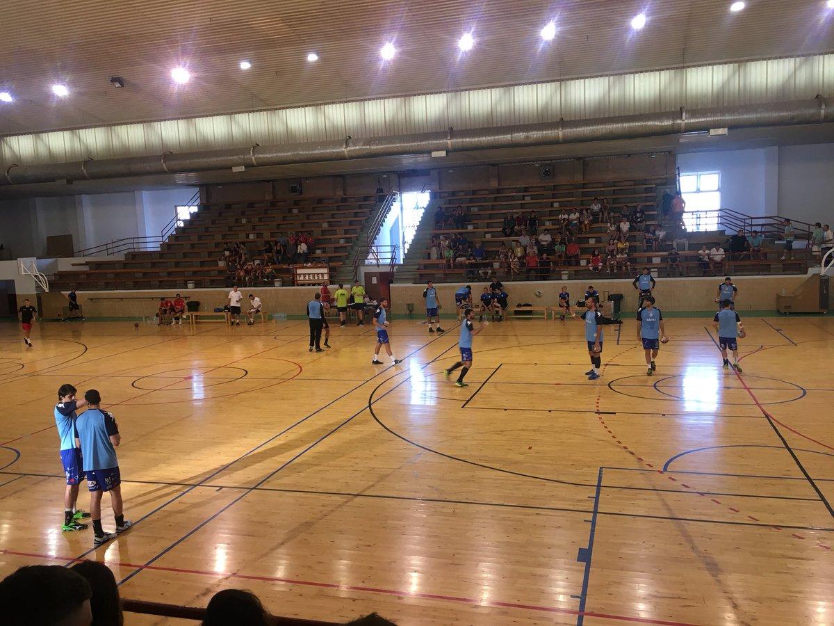 Primer test para el Abanca Ademar en La Bañeza ante el BM Alcobendas