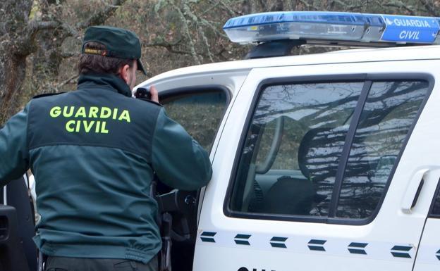 Detenido un varón en Quintana de Raneros por matar a un caballo con un disparo de rifle