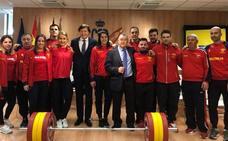 El seleccionador español de halterofilia, «cauto» de cara al Mundial