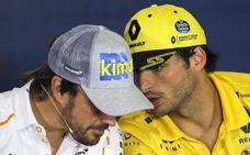 McLaren ficha a Carlos Sainz