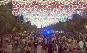 Fallece un joven de 26 años en la Feria de Málaga