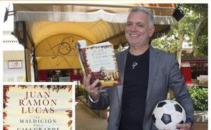 El periodista Juan Ramón Lucas presenta su nuevo libro en el MSM