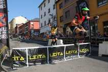 Villablino acoge la Copa del Mundo de Down Hill Cross