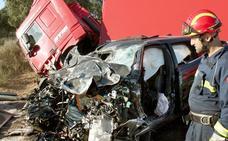 Las carreteras leonesas se cobraron la vida de 13 personas durante el último año